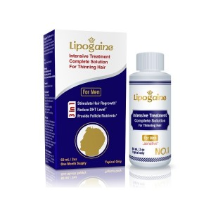 Lipogaine for Men (Sensitive)