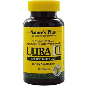 Nature's Plus Ultra Two Time Release - 90 - Sustained Release Tablet