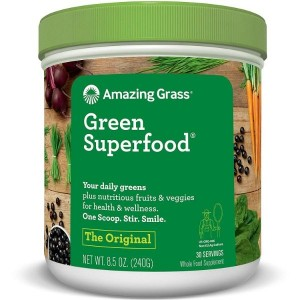 Amazing Grass, Green Superfood, The Original, 8.5 oz (240 g)